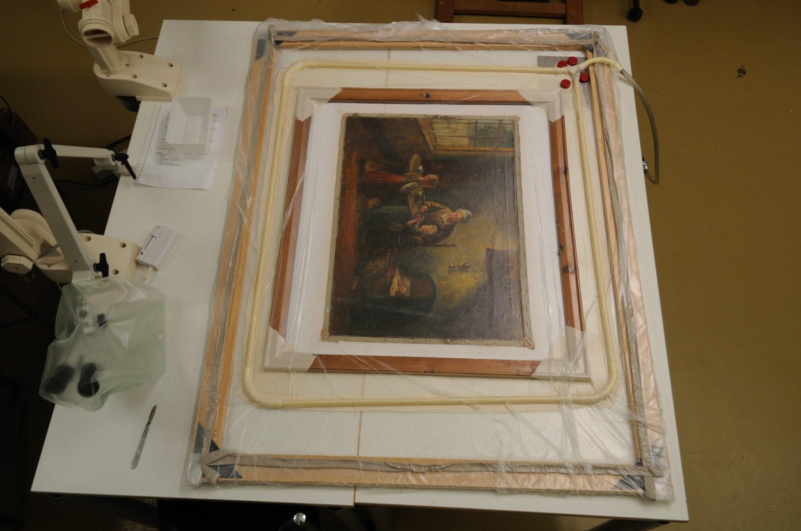 schilderij bedoeken