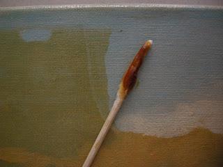schilderijen schoonmaken
