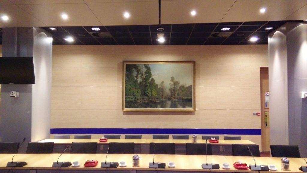 raadszaal Rijswijk foto Jeroen Prinsen