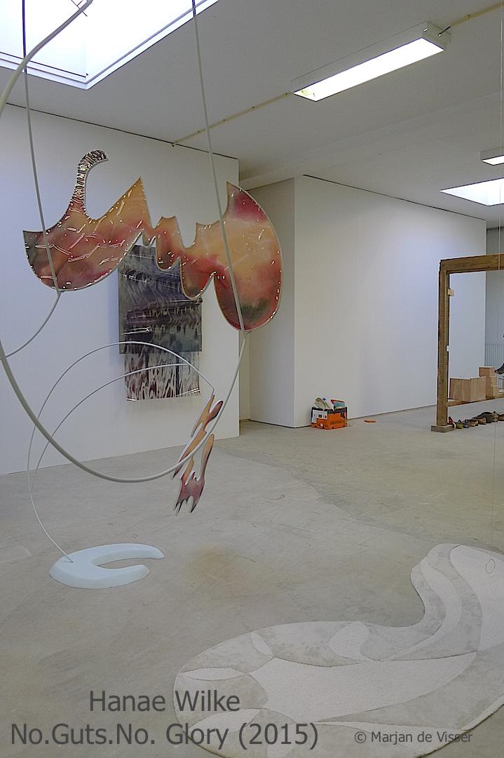 Hanae Wilke bij Dürst Britt & Mayhew kunstgalerieën.