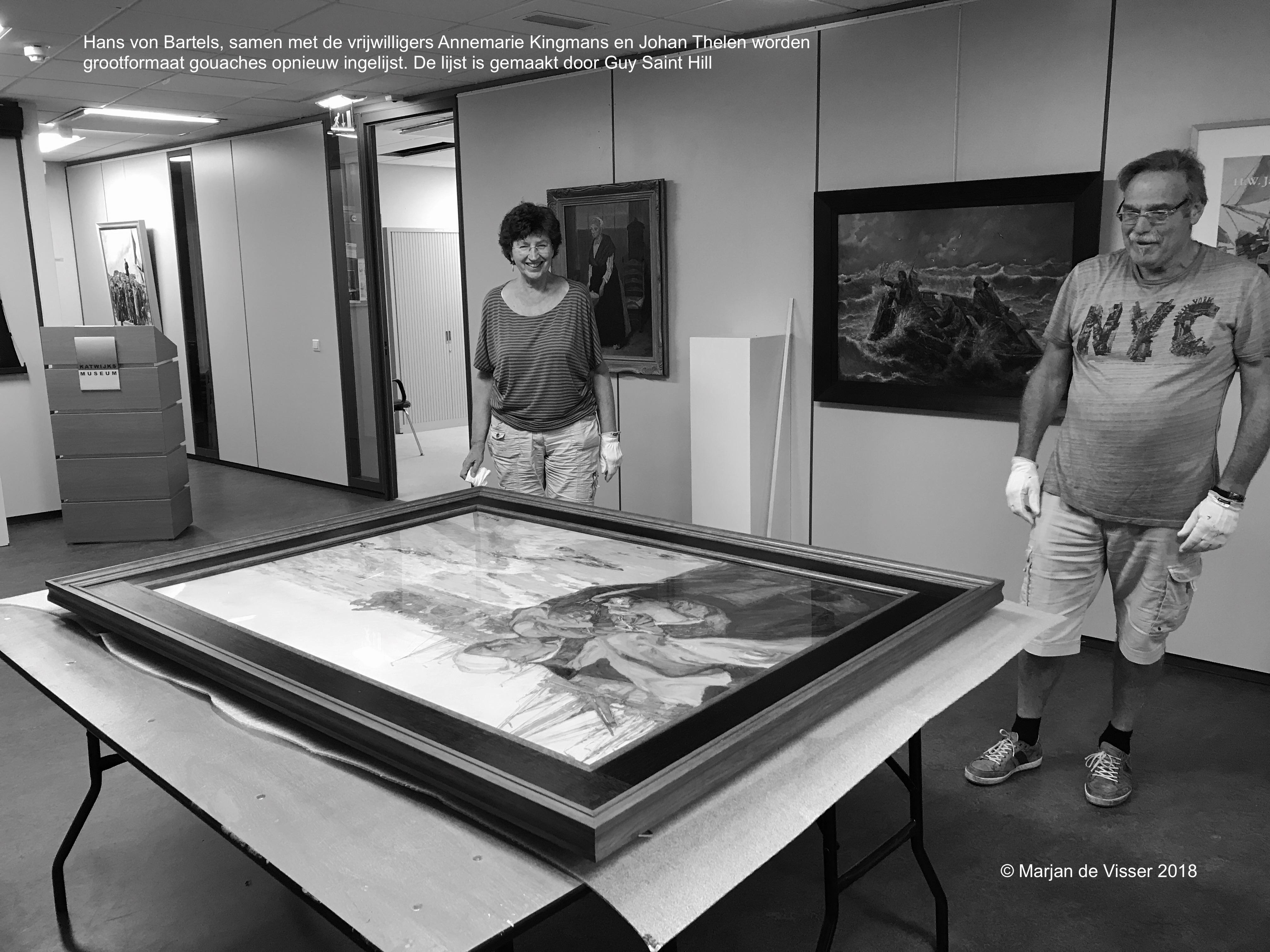 Hans von Bartels katwijk museum