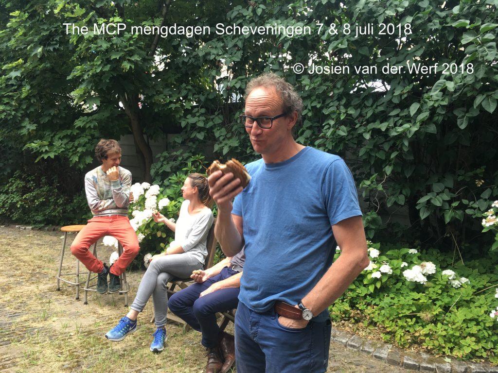 The MCP mengdagen Scheveningen 7 & 8 juli 2018