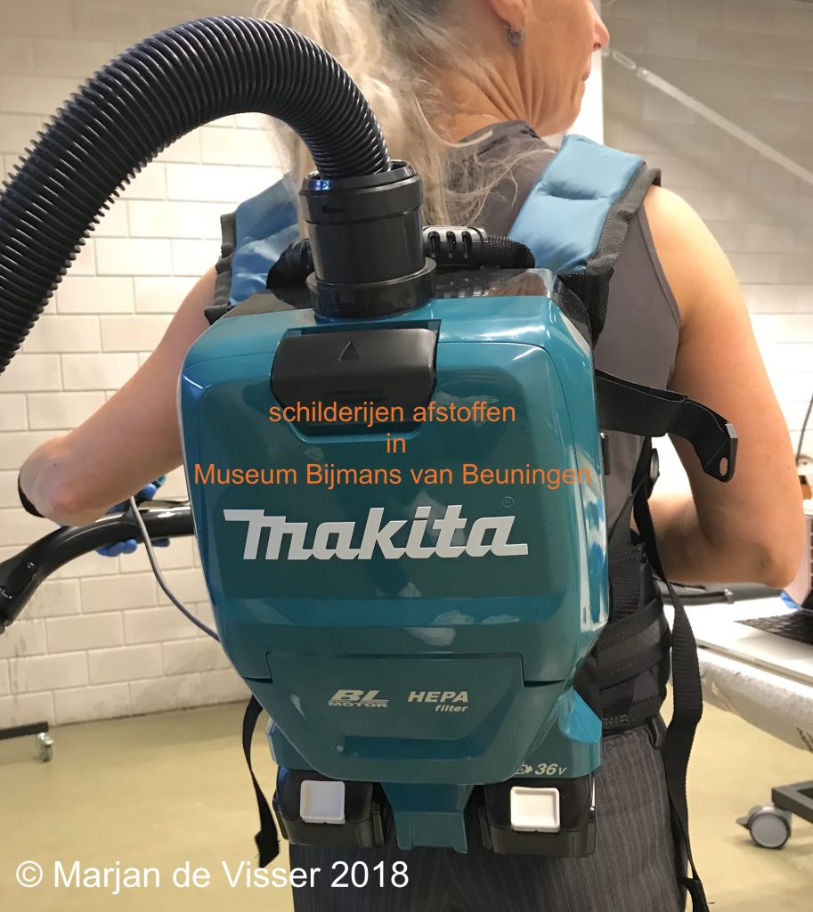 makita in conservering