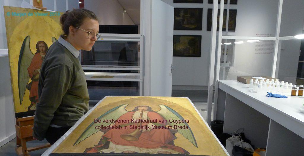 De verdwenen Kathedraal van Cuypers