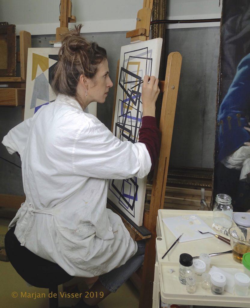 Joanna Pietrzyk stagiaire